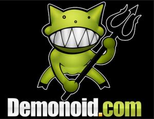 demonoid - закрытый после хакерских атак сайт