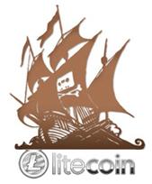 Новая валюта поддержки The Pirate Bay - Litecoin