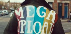 megaupload - реклама Робби Уильямса