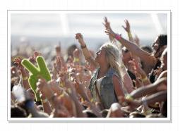 Фестивали приводят к росту музыкального пиратства