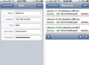 uTorrent для ios