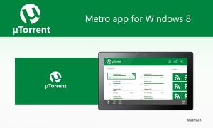utorrent для windows 8 metro