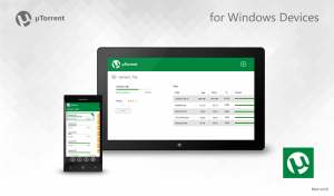 utorrent для windows devices