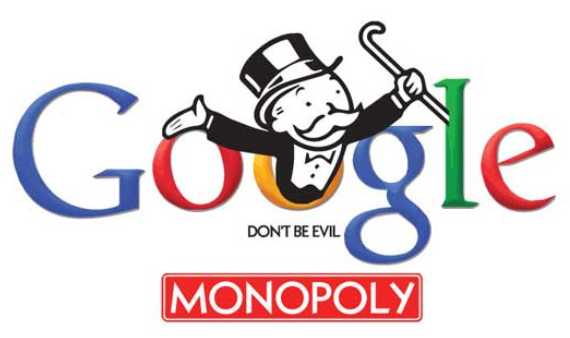 Монополия Google